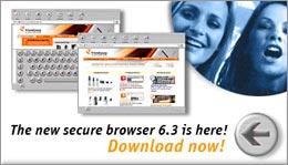 Internet kiosk software, Touch screen kiosks - friendlyway
